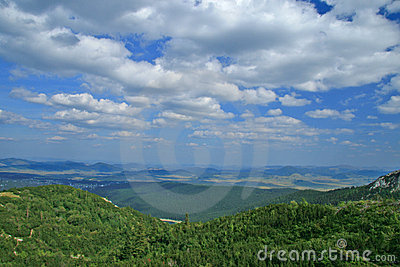 Montenegro. National park Durmitor