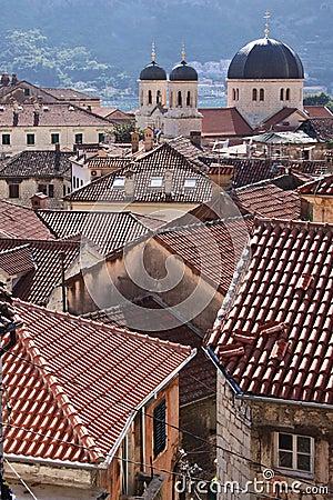 Free Montenegro: Roofs Of Kotor Royalty Free Stock Photo - 18746915