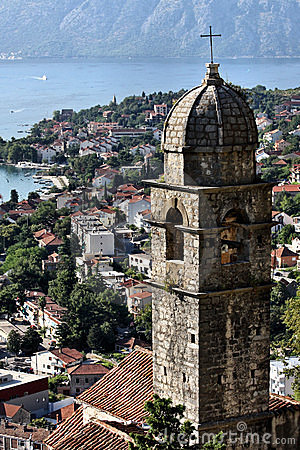 Free Montenegro: Roofs Of Kotor Stock Images - 18746924