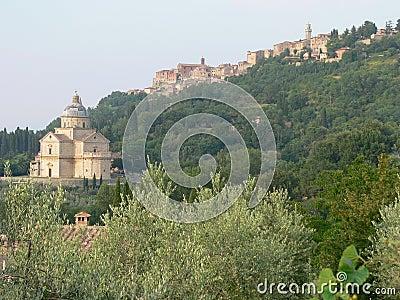 Montepulciano, Siena ( Italia )