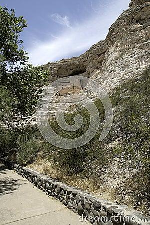 Free Montezuma Castle National Monument Stock Images - 72869504