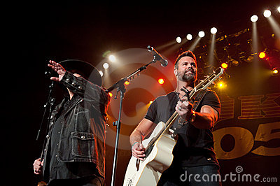 Montgomery Gentry Editorial Photography