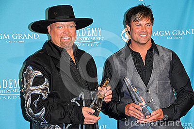 Montgomery Gentry Editorial Stock Image
