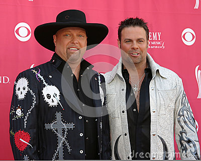 Montgomery Gentry Editorial Photo