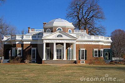Monticello Editorial Image