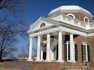 Monticello Editorial Photography
