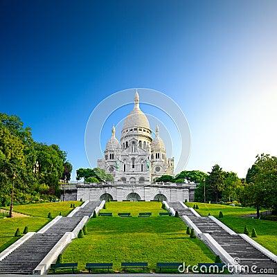 Montmartre - Basilica Sacre Coeur