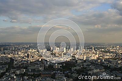 Montparnasse view