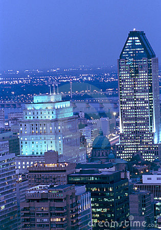 Free Montréal Royalty Free Stock Photography - 1337