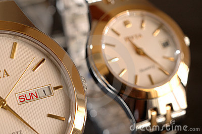 Montres d or