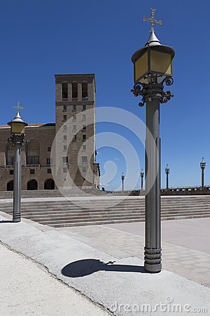 Montserrat - Catalonia - Spain Editorial Photography