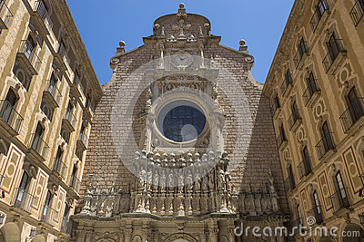 Montserrat - Catalonia - Spain Editorial Image
