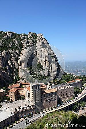 Free Montserrat Mountain Stock Image - 5864901