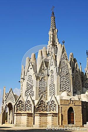 Montserrat s Sanctuary, Montferri, Spain