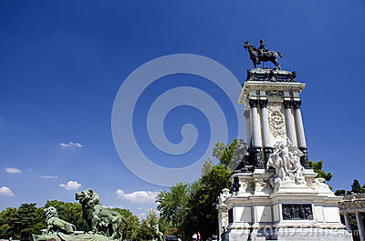 Monument of Alfonso XII