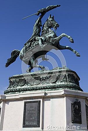 Monument of Archduke Charles
