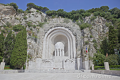 Monument Aux Morts War Memorial