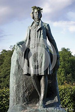 Monument in bronze