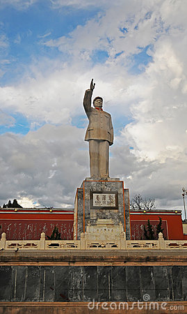 Monument in China