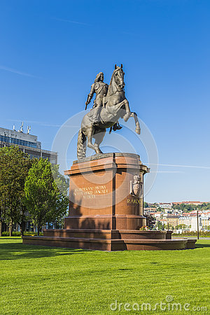 Free Monument Ferenc Rakoczy II Stock Images - 80101514