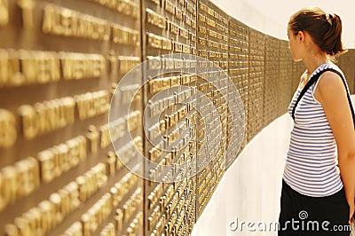 Monument för 2 minnesmärke