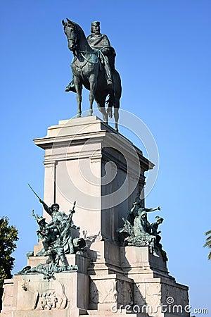 Monument a Giuseppe Garibaldi