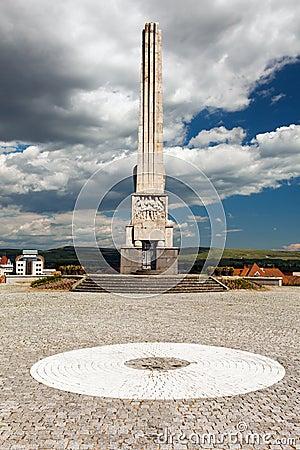 Monument of Horea, Closca and Crisan
