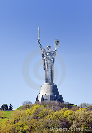 Free Monument Of Victory Of Soviet Union In WW II Stock Image - 21792561