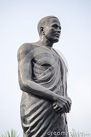 Potti Sreeramulu Statue, Hyderabad