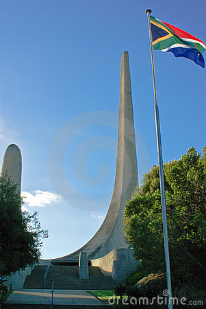 Free Monument To Afrikaans Language - Afrikaners Royalty Free Stock Photography - 4194957