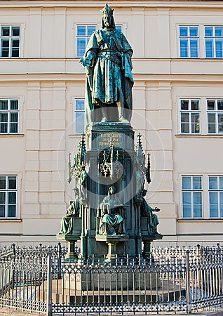 Monument to Charles IV