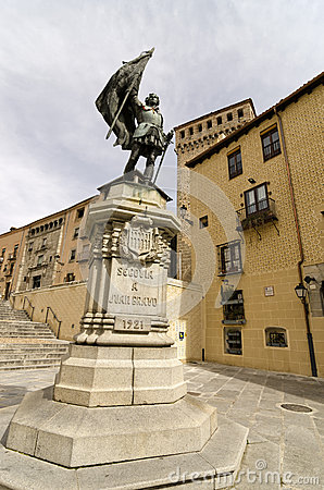 Juan Bravo. Segovia