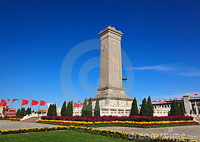 The Monument to the People s Heroes