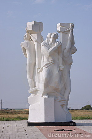 Monument to victims of concentration camps