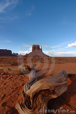 Monument Valley from another perspective