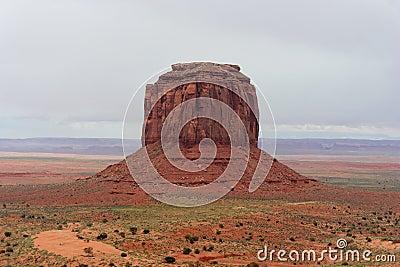 Monument Valley, Arizona and Utah, USA