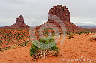 Monument Valley, Arizona and Utah, USA