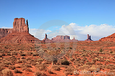 Monument Valley - Navajo Reservation
