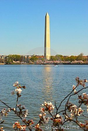 Monument of Washington DC