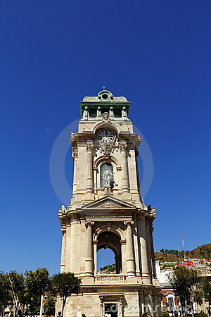 Monumental clock I