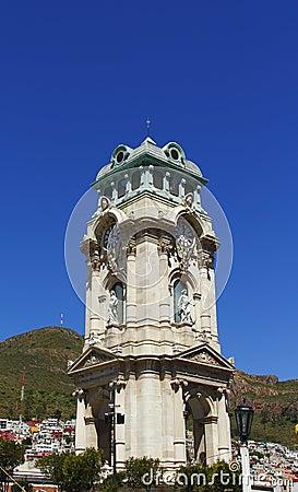 Monumental clock II