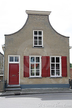 Monumental Dutch house