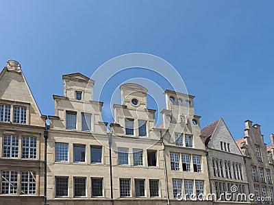Monumental facades