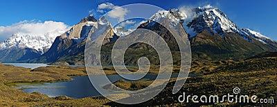 Monumental Torres del Paine