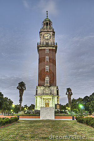 Monumental Tower at Buenos Aires
