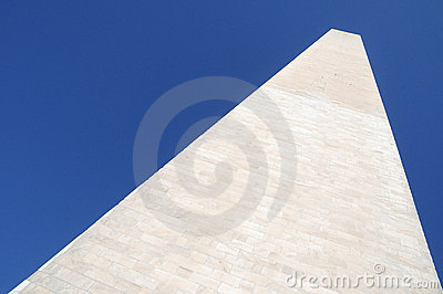 Monumento de Washington - perspectiva nova