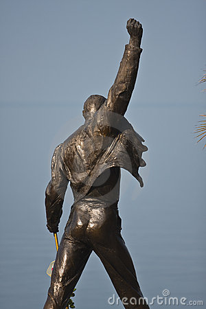 Monumento do Mercury de Freddie
