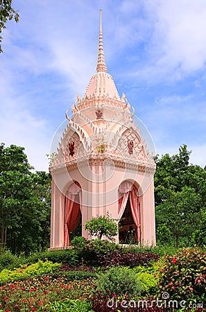 Monuments handwriting King Rama V