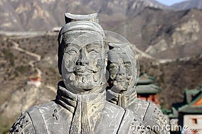 Monuments Humanoid stone