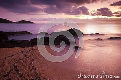 Mooi bergmeer